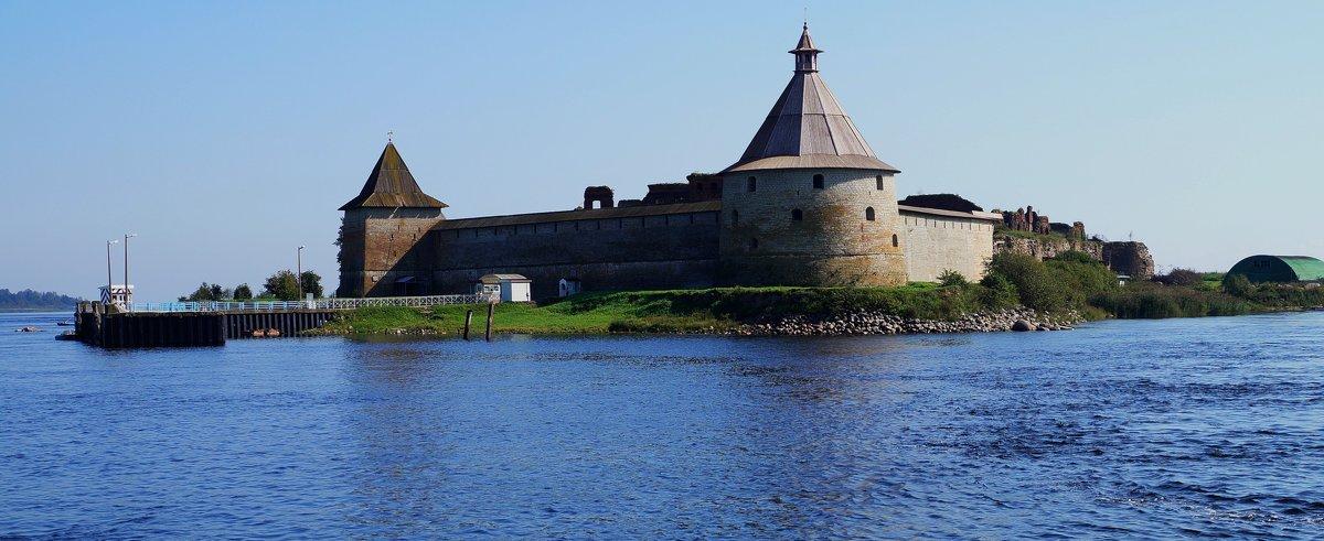 Крепкая крепость - Ирина Шурлапова