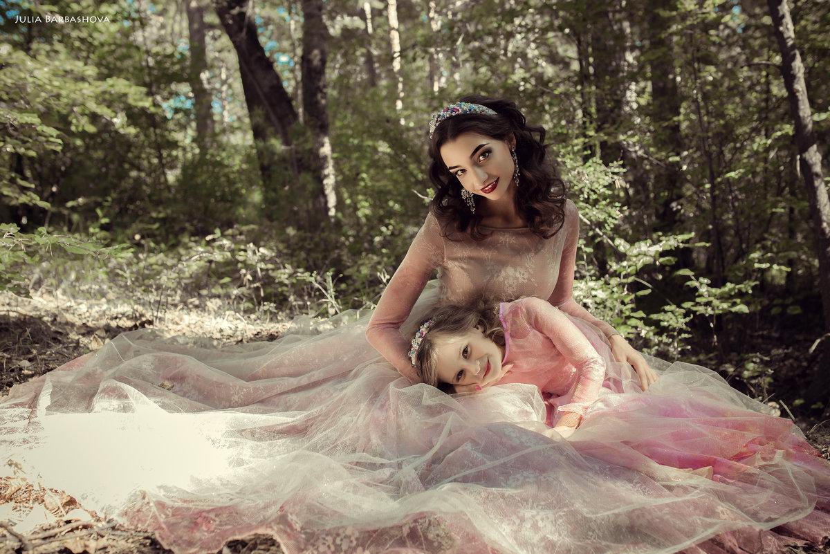 Лесные царевны - Julia Barbashova