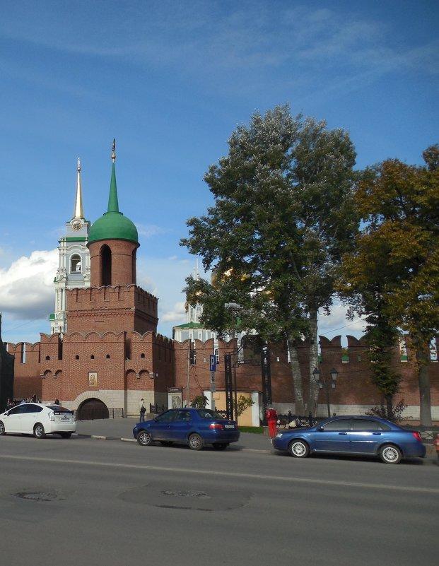 Тульский Кремль - Мила