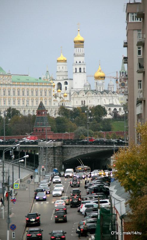 ритмы города-вечное - Олег Лукьянов
