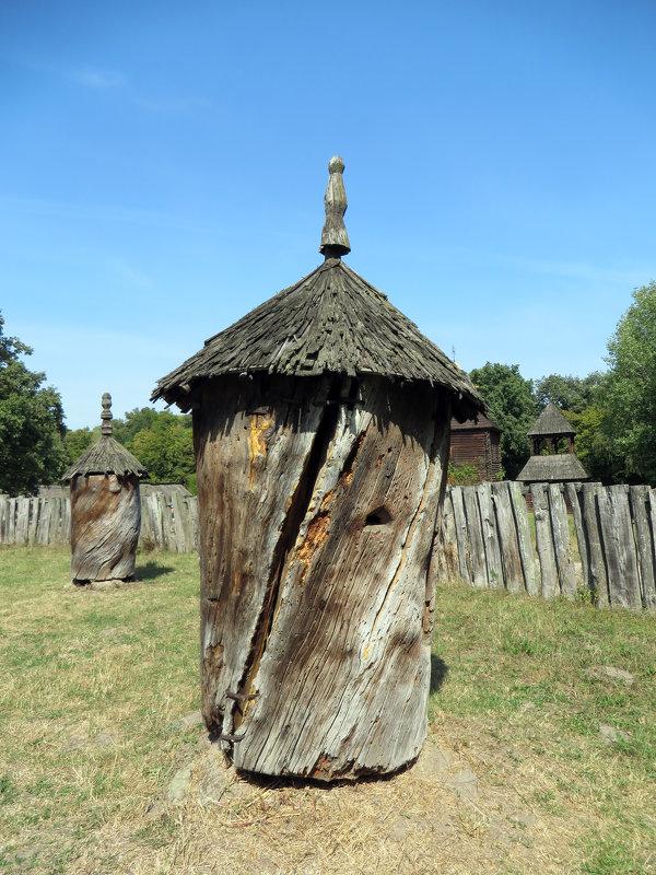 Музей под открытым небом - Наталья Джикидзе (Берёзина)