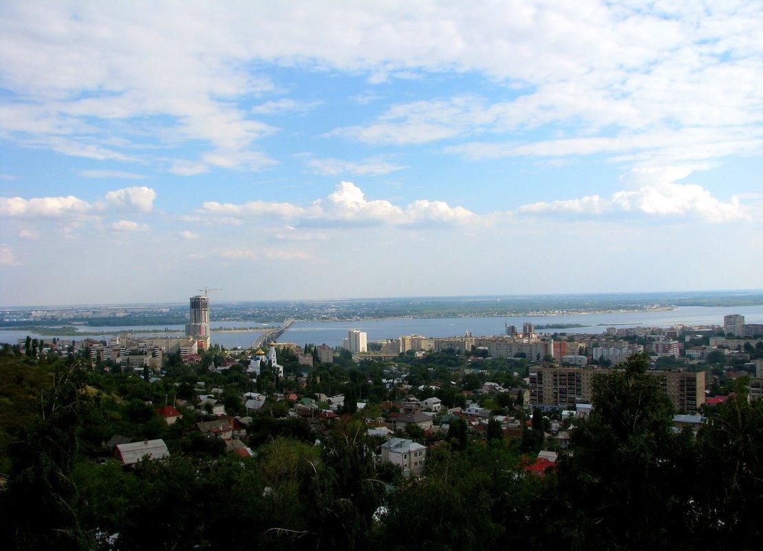 ПО ВОЛГЕ-МАТУШКЕ - Анатолий Восточный