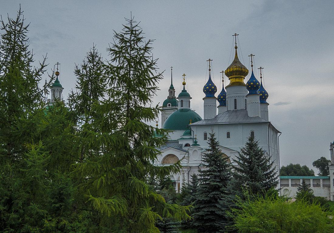 В Спасо-Яковлевском монастыре - Сергей Цветков