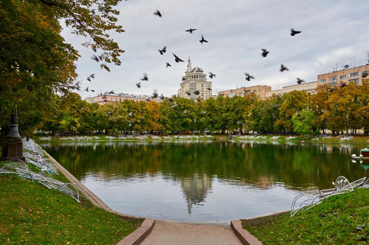 Патриаршие пруды - Сергей Рычков