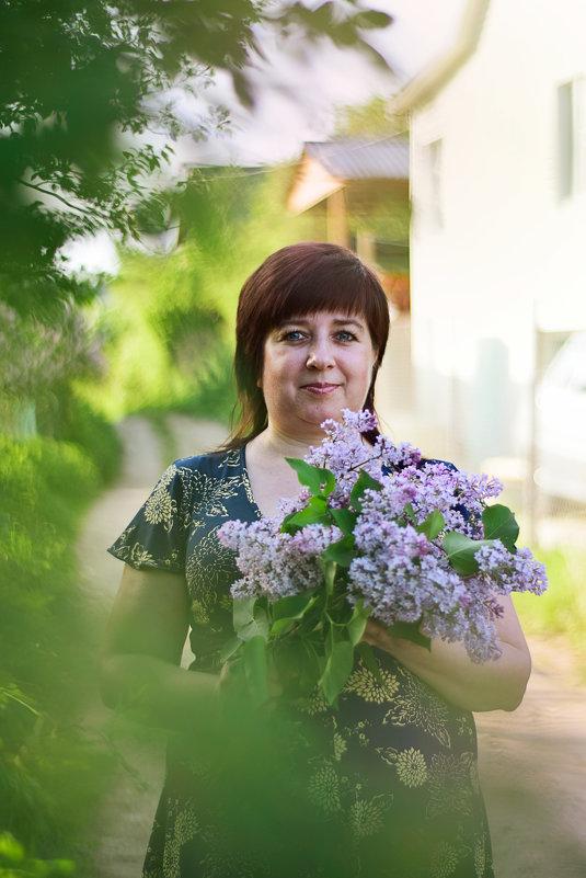 Весенняя прогулка - Дарья Семенова