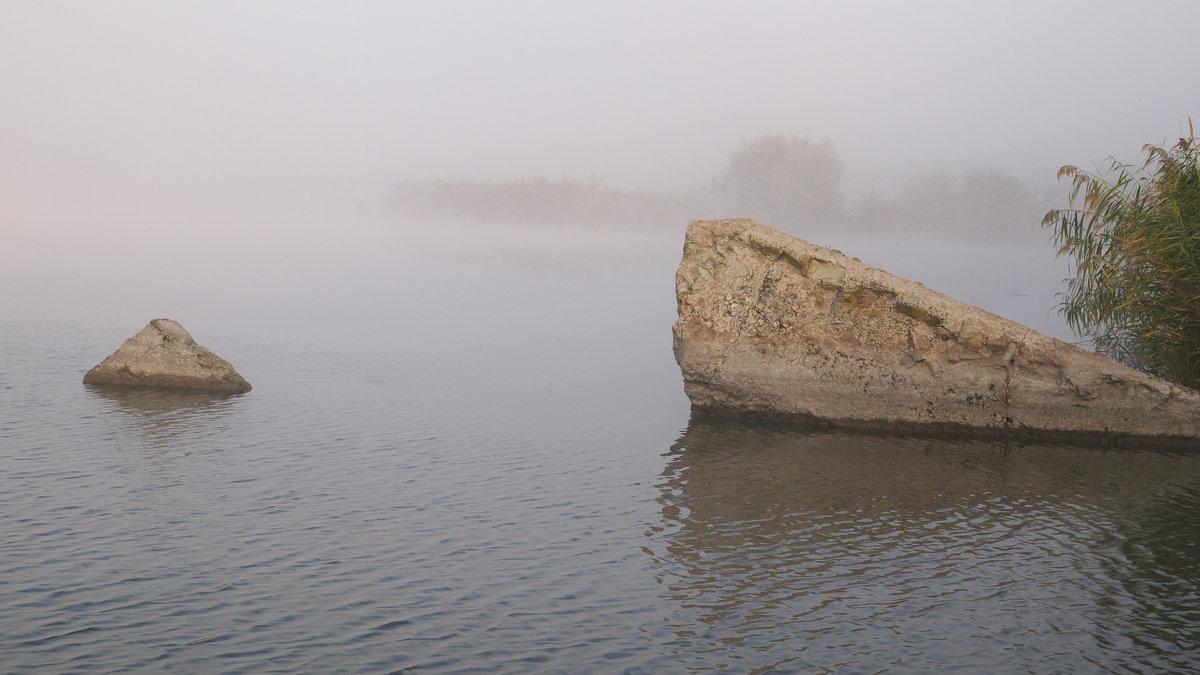 Утро туманное. - Сергей Махонин