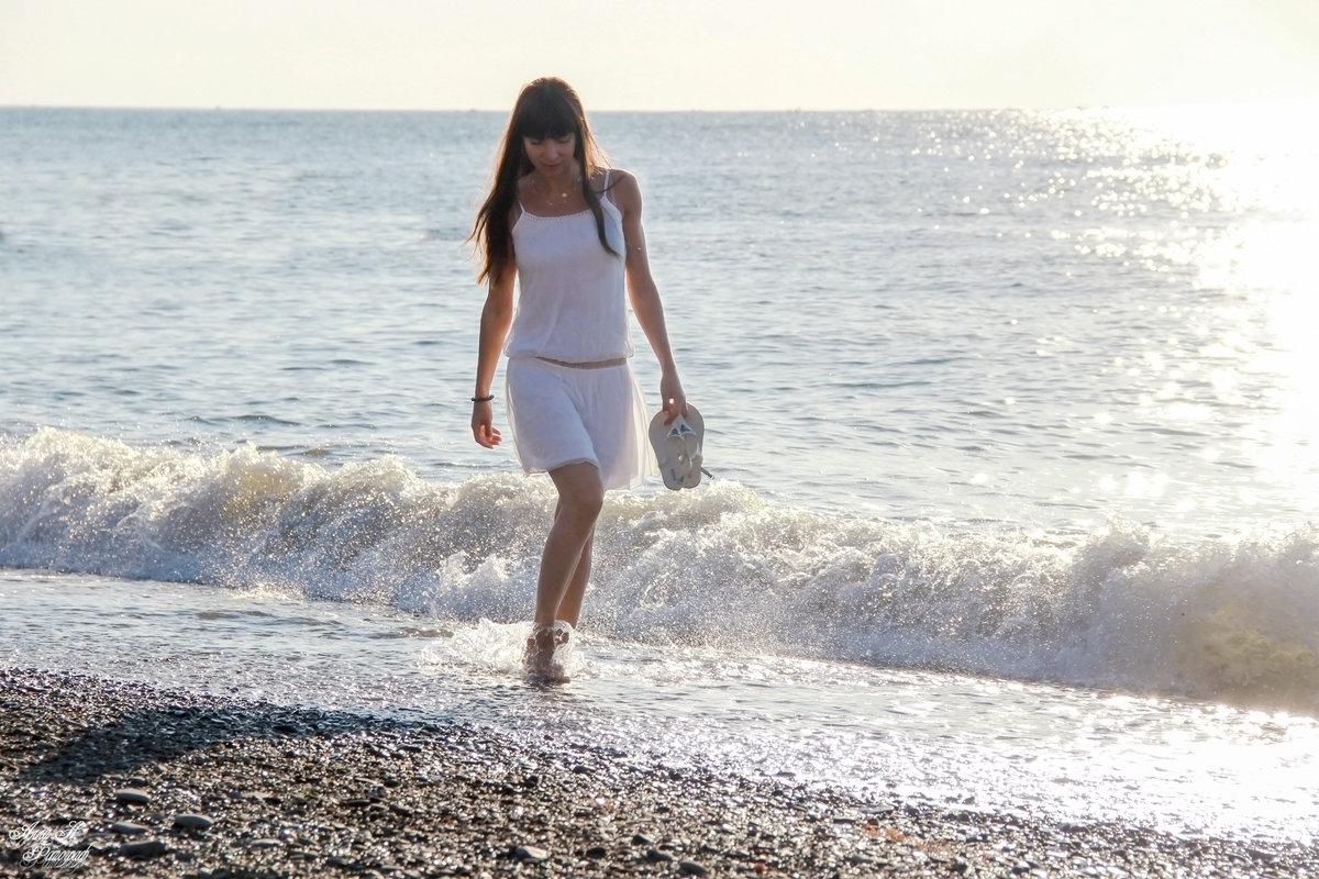 Идущая по волнам - Aлла Н