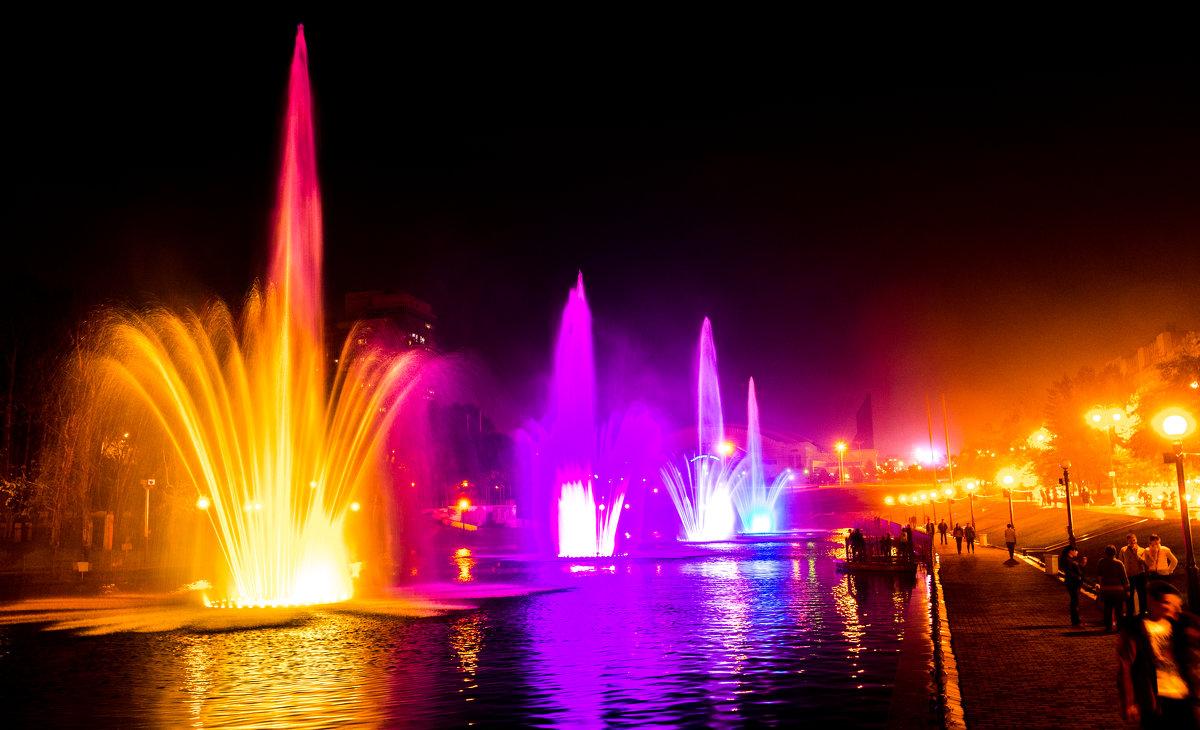 фонтан - Павел