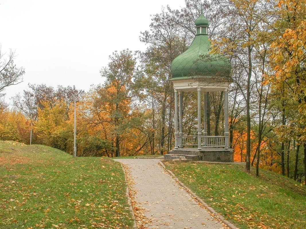 Осенняя пора - Сергей Тарабара