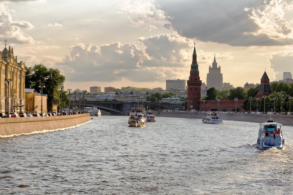 Москва в контровом свете - Константин Косов