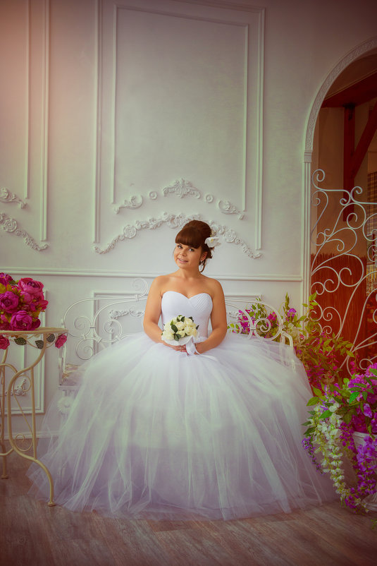 Невеста - Мария Бизунова