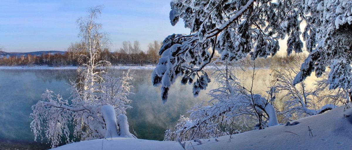 Зимняя панорама - Галина