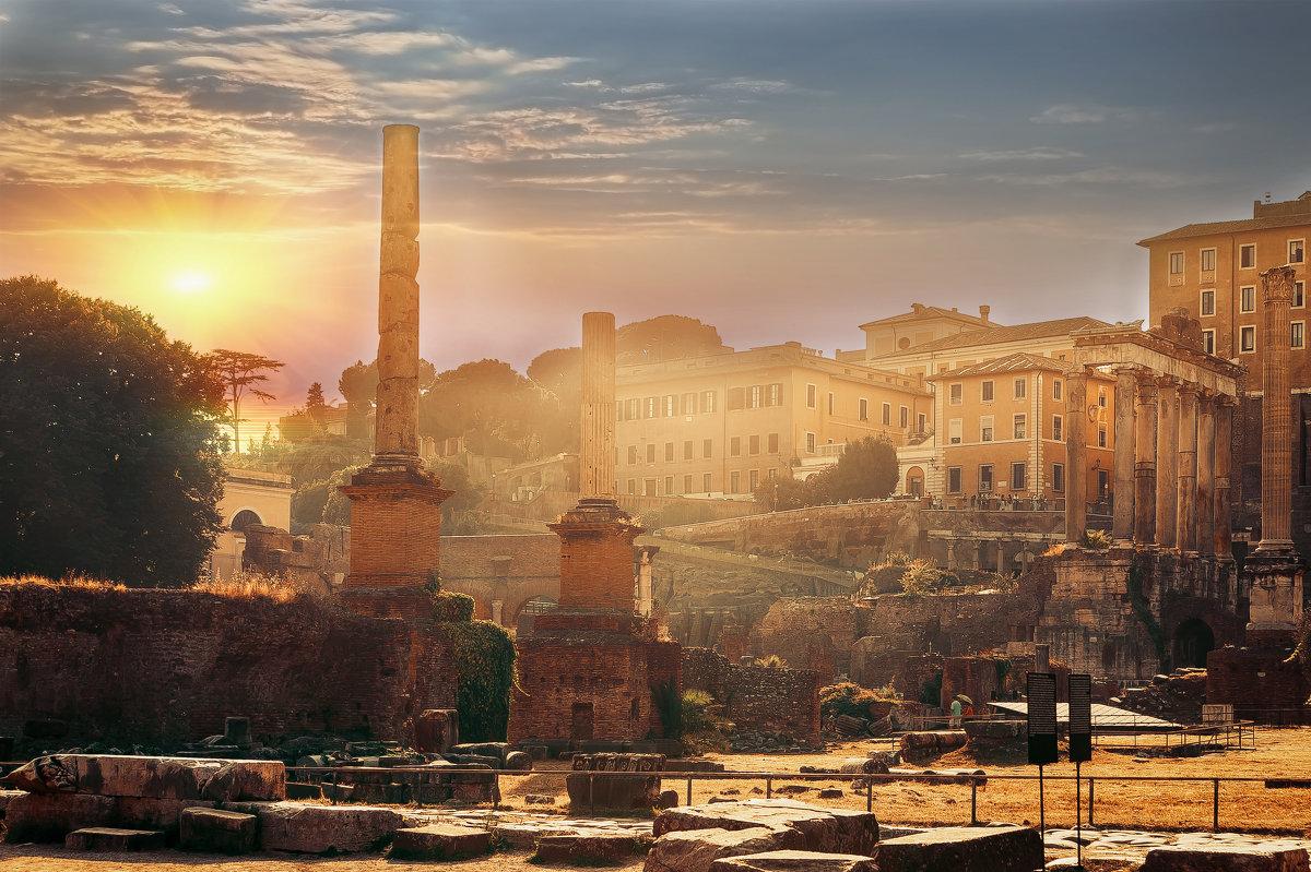 Римский форум - Александр Святкин