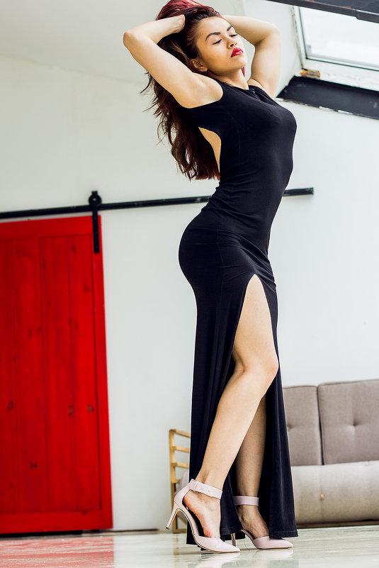 Elegant woman - Юлиана Коршунова