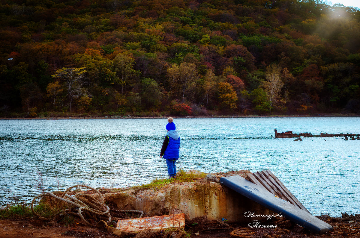 Осень..... - Наталья Александрова