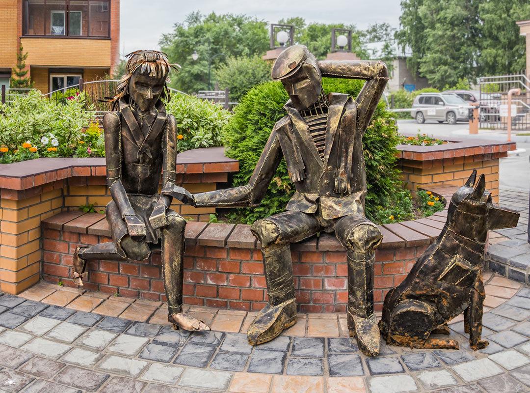Скульптура - Nn semonov_nn