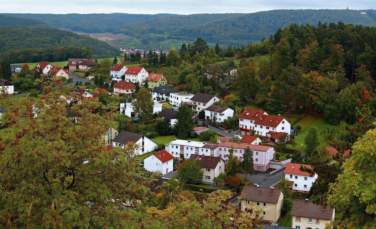 Осенний городок - Alexander Andronik