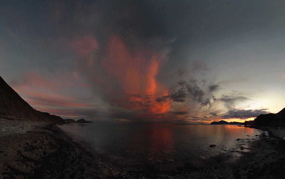 sunset - viton