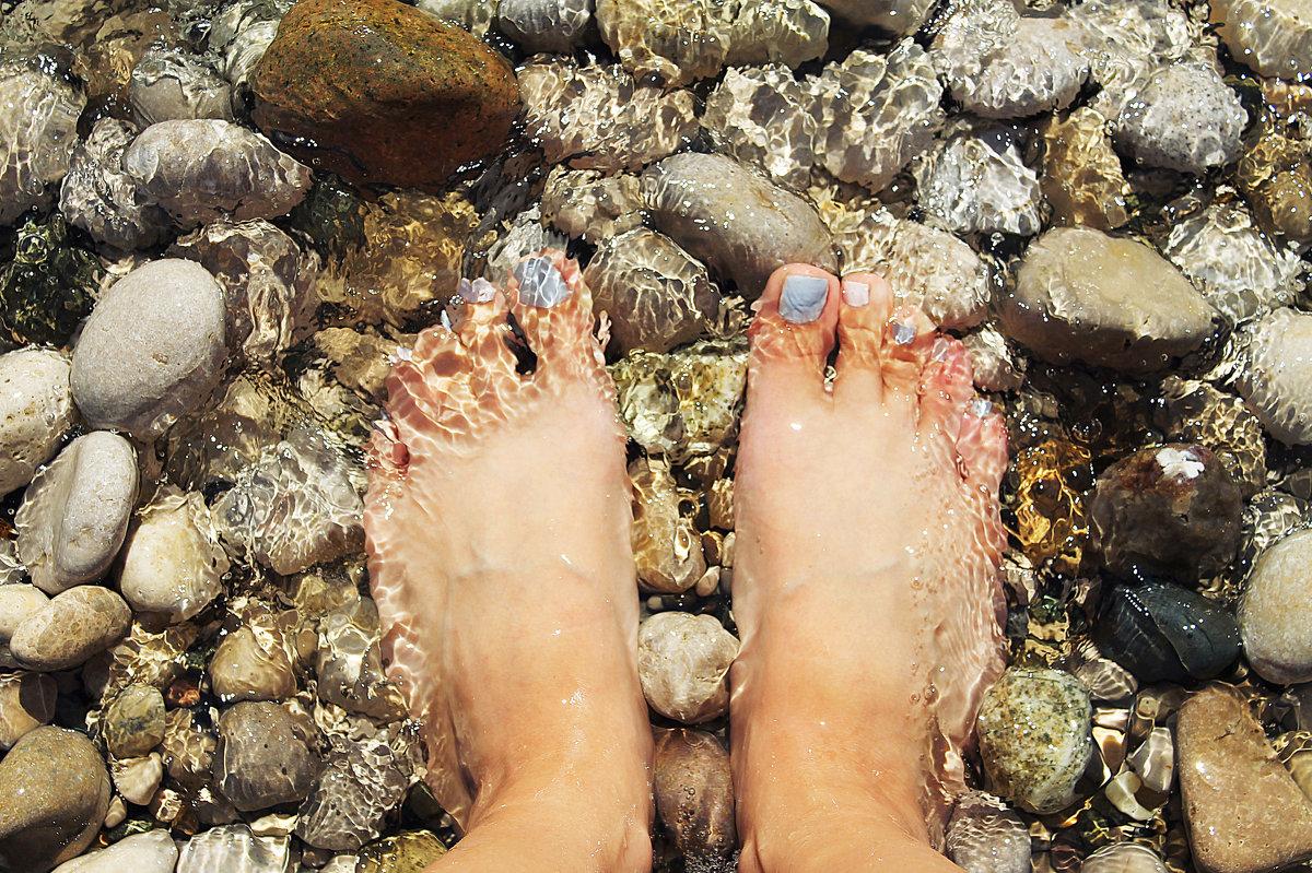 море...отпуск... - Tasha