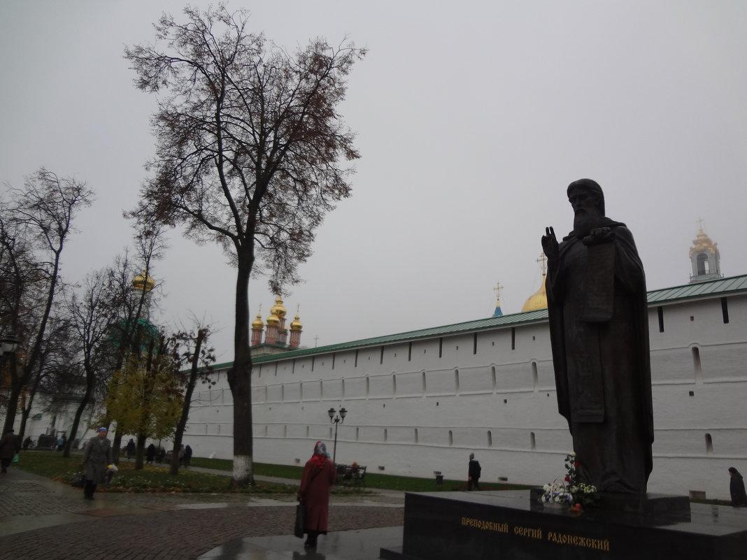 СЕРГИЙ РАДОНЕЖСКИЙ - Ирина Богословская