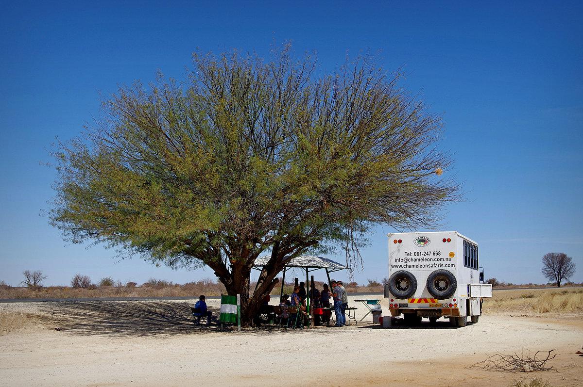 Намибия.Привал в пути - Михаил Рогожин