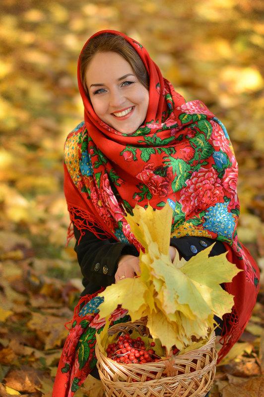 Осень - Галина Сергеевна