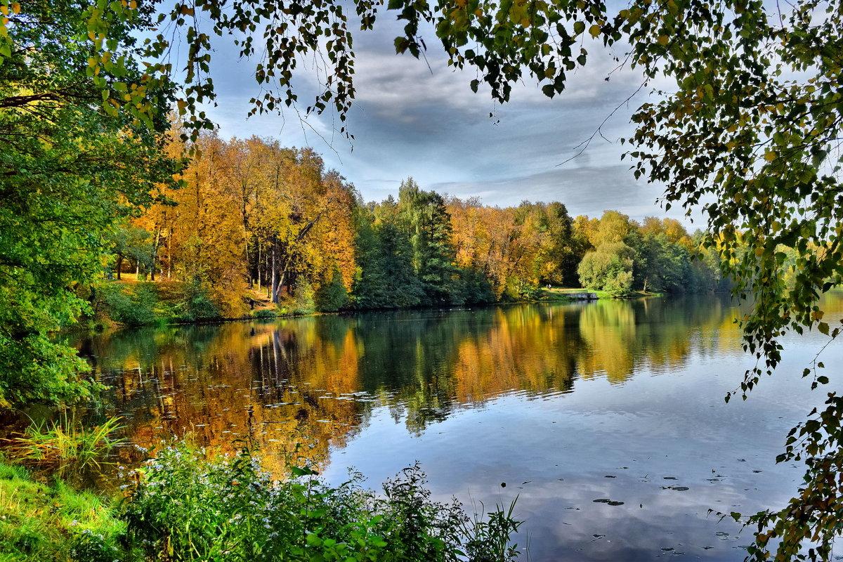 Осенний пруд - Владимир Каравашкин