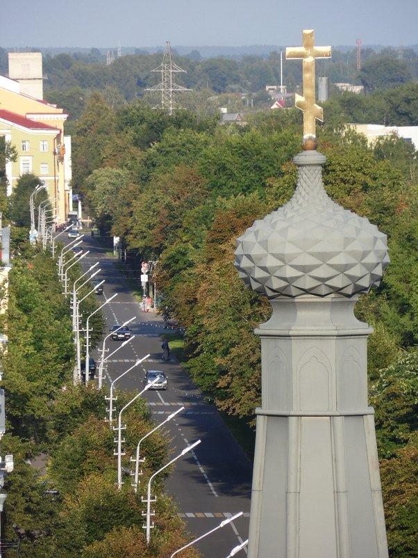 Мой город - Андрей Буховецкий