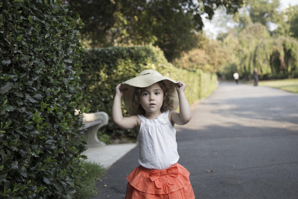 Дело в шляпе - Эмма