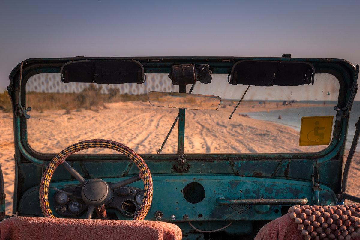 Советский ответ на Jeep - Artem Zelenyuk