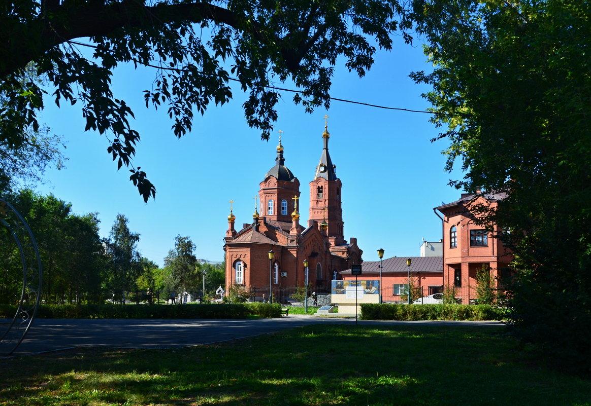 Кафедральный собор святого Александра Невского - Олег Ганеев