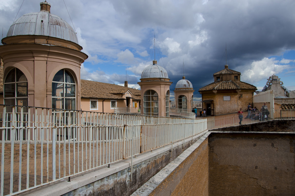 Собор Св. Петра в Ватикане - Ольга Кан