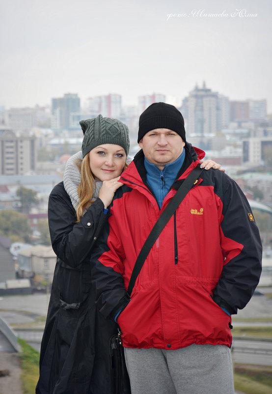 Ирина и Алексей - Юлия Шишаева