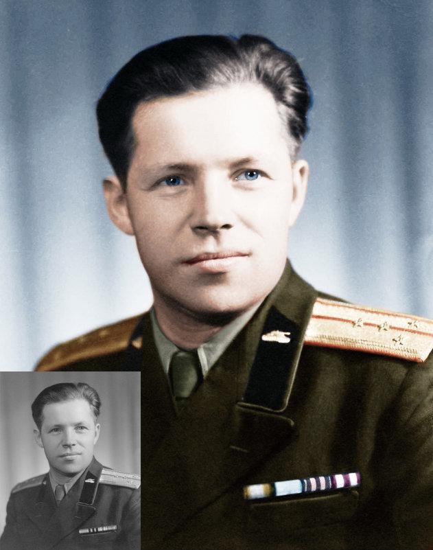 Батя 1955 - Александр Крылов