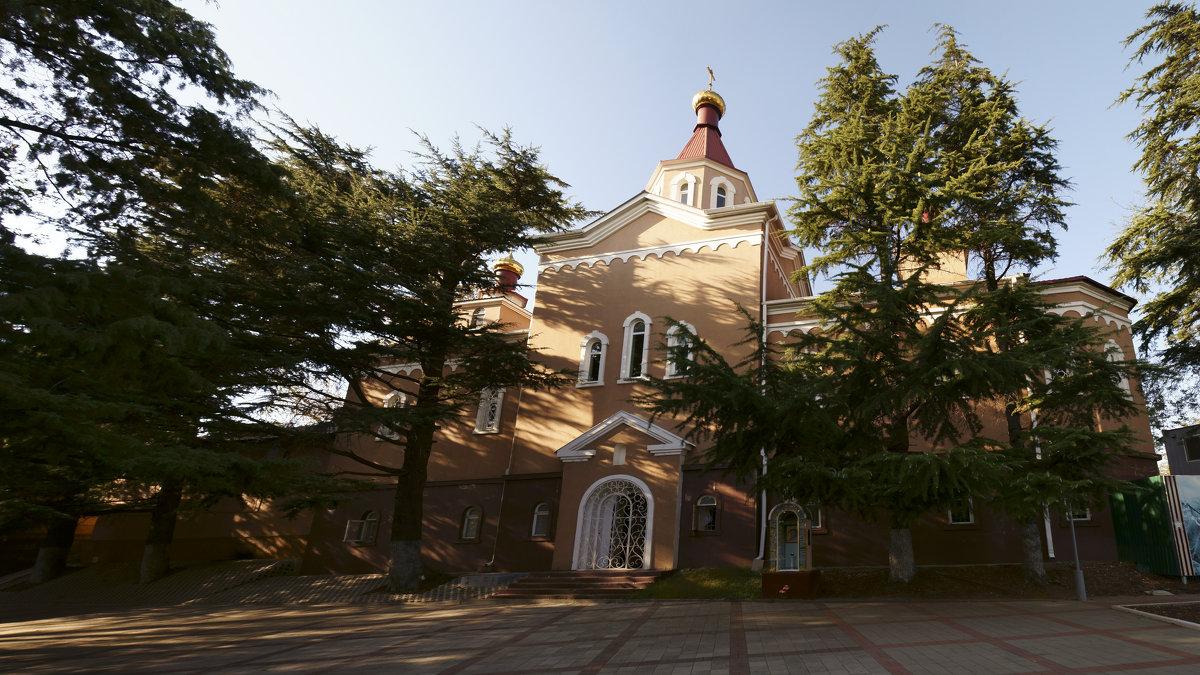Церковь Алексия, Митрополита Московского - sorovey Sol