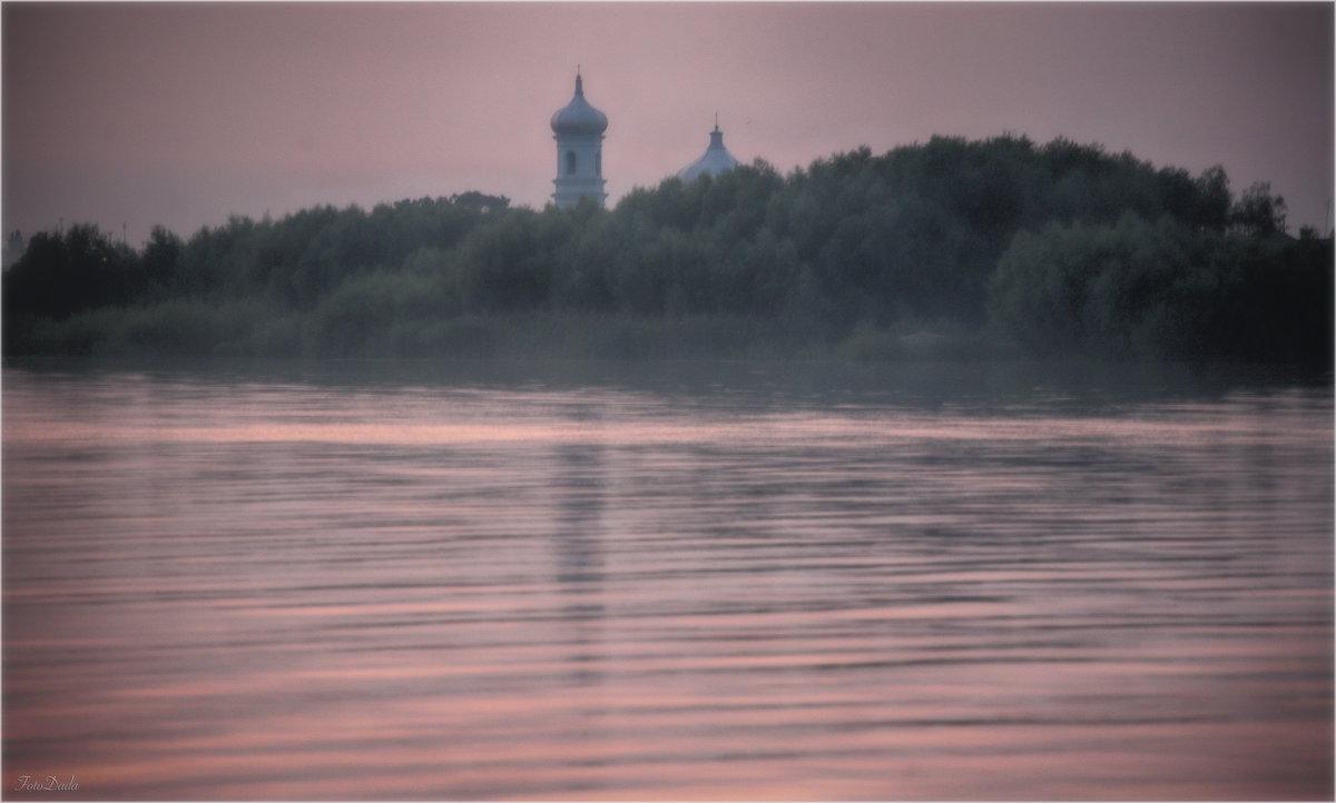 Храм староверов ( Вилково , на Дунае ) . - Игорь Абламейко