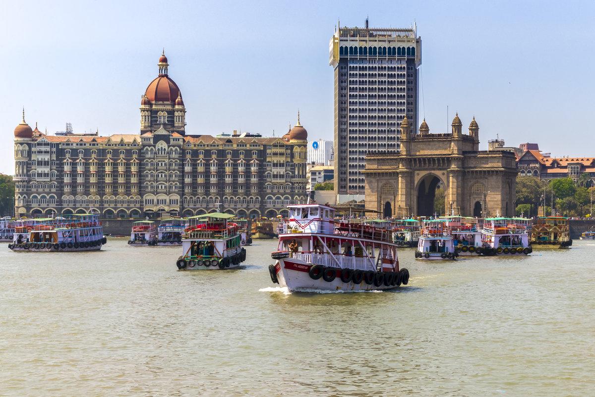 Морские ворота Индии - Мумбаи (Бомбей) - Oleg