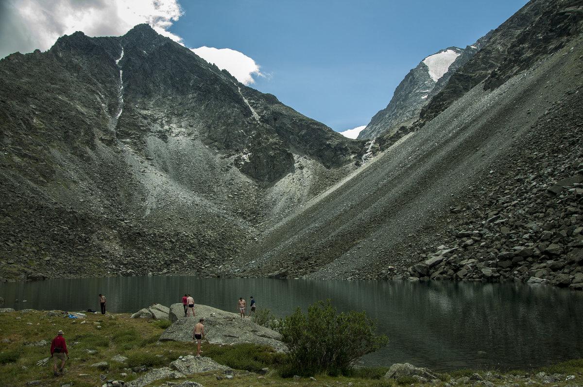 озеро Горных Духов - Ларико Ильющенко