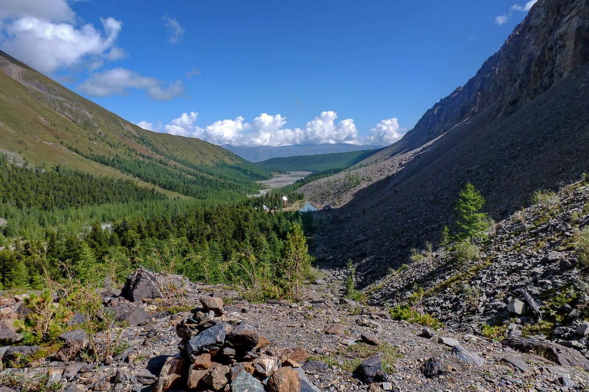 Долина реки Актру - Виктор Четошников