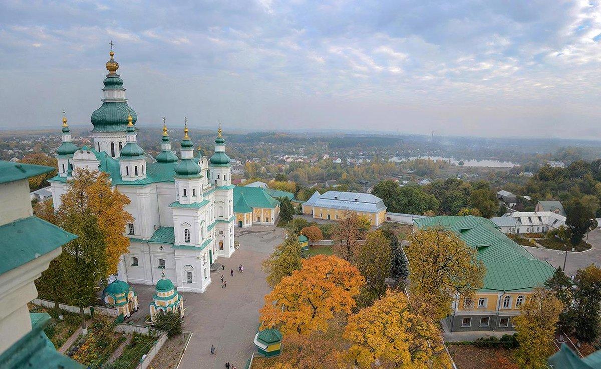 Троицкий монастырь в Чернигове - Сергей Тарабара