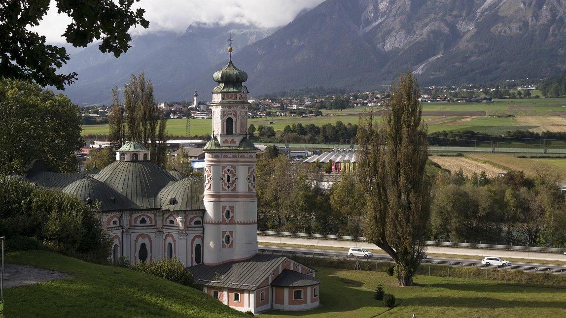 церковь в альпах - olgert6969