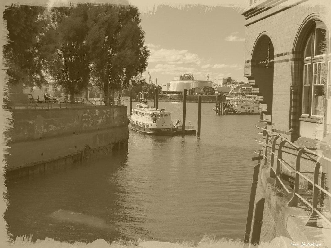 Гамбург - портовый город - Nina Yudicheva