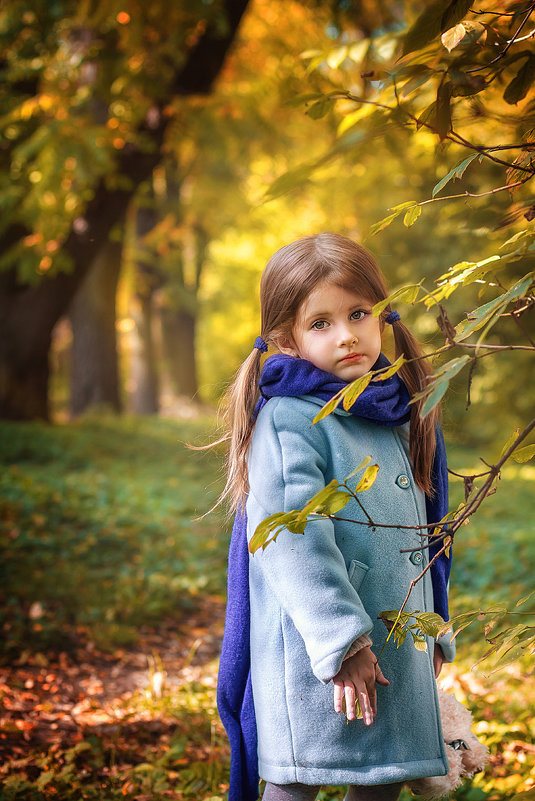 Осень - Елена Деева