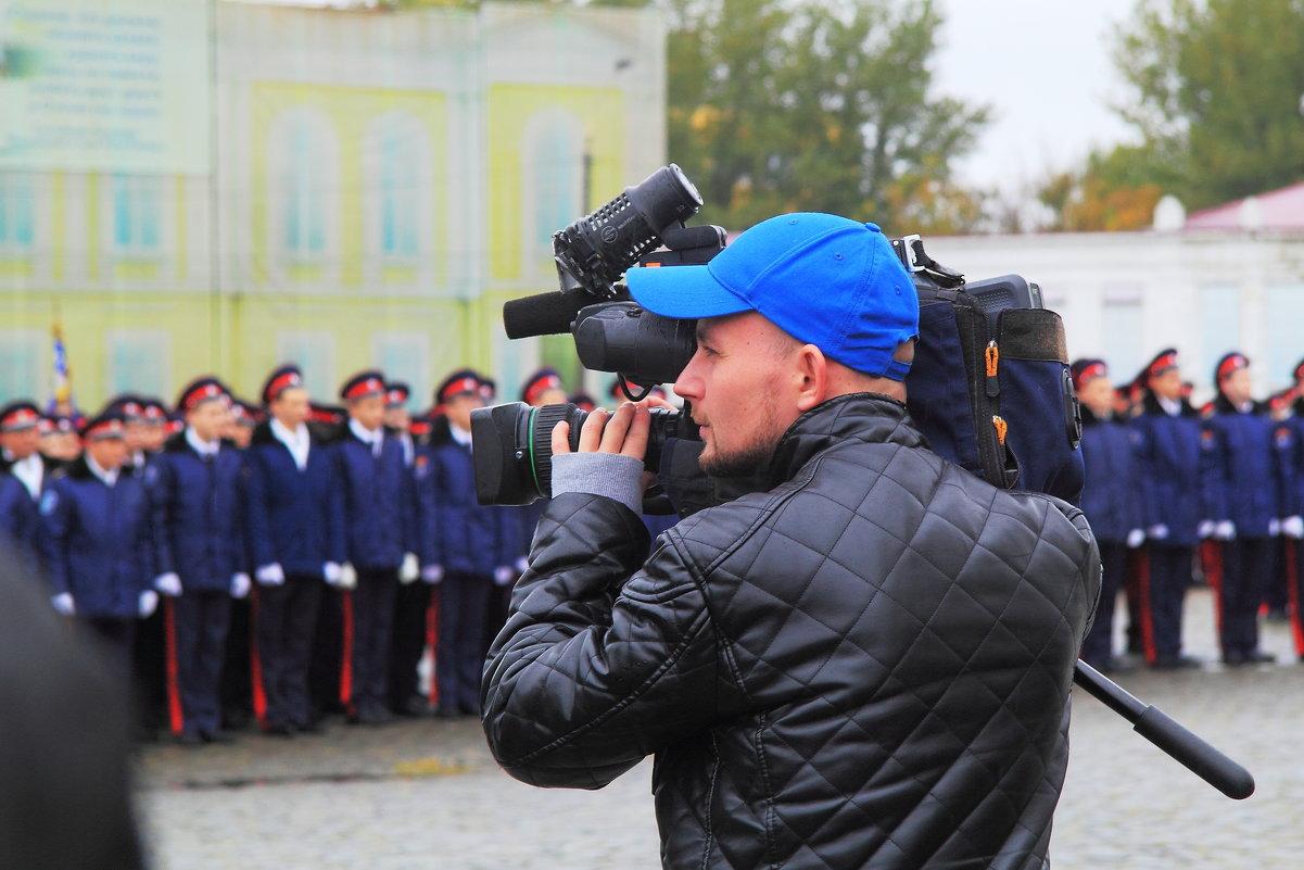 За работой - Юрий Гайворонский