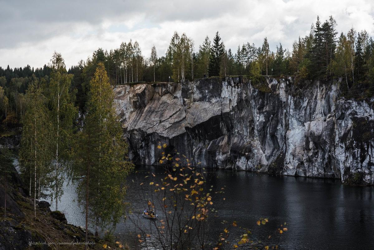 Россия, Карелия, Рускеала, осень - Ирина Малышева