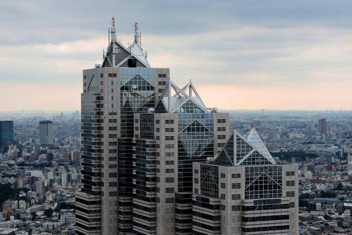 Вид на Токио - Tatiana Belyatskaya