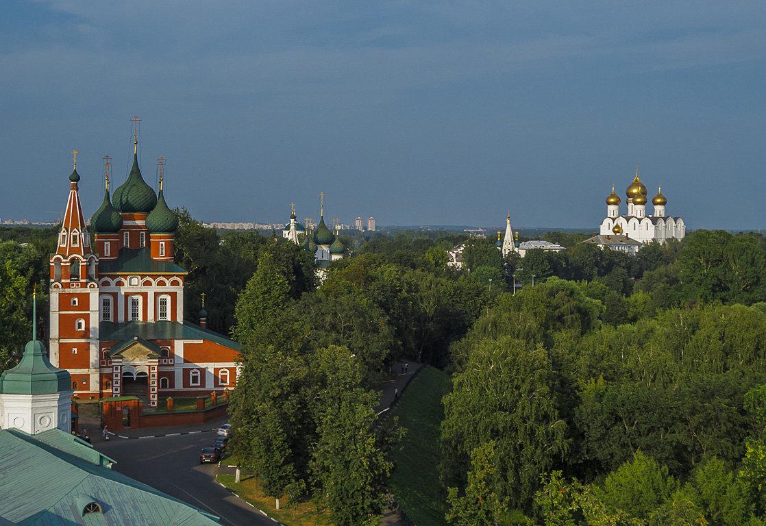Ярославские храмы - Сергей Цветков