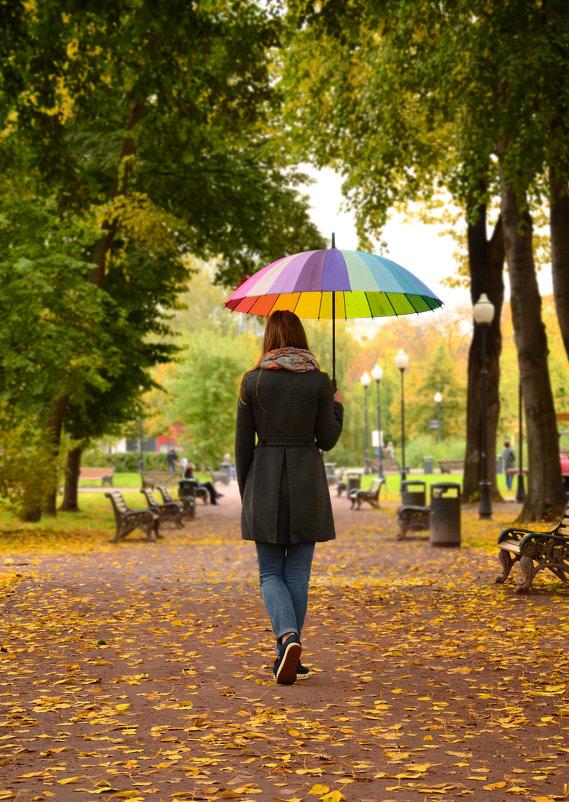 Одинокая осень - Елизавета