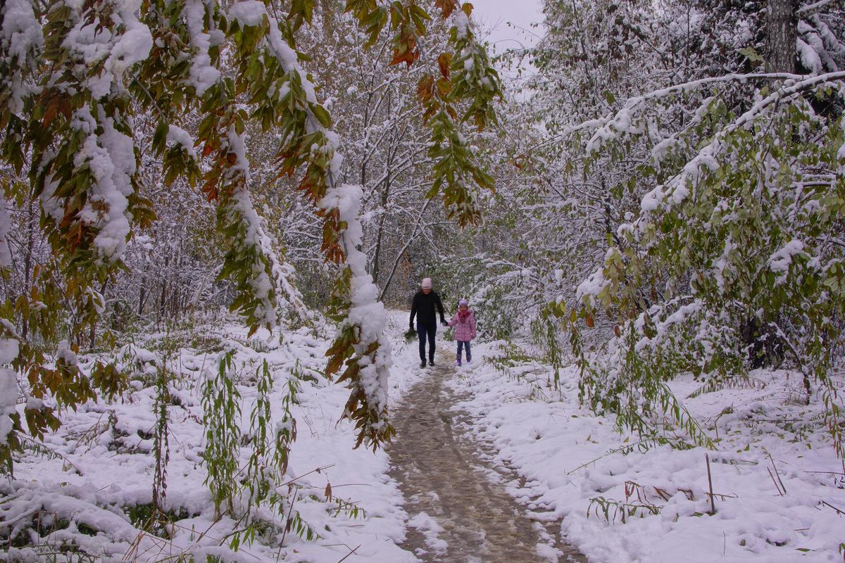 Первый снег---09 - Владимир Холодный