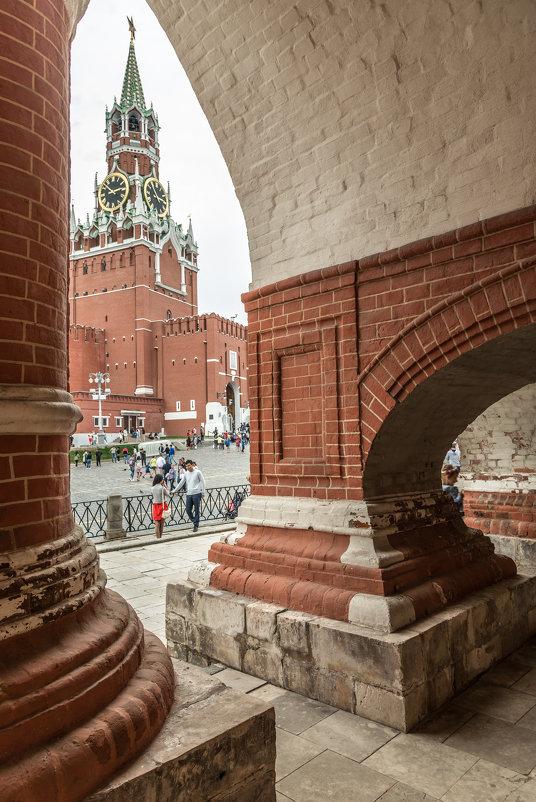Спасская башня - Наталия Киреева